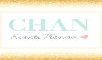 Chan Events Planner